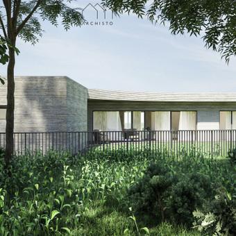 Gyvenamųjų namų projektavimas / Archisto / Darbų pavyzdys ID 606395