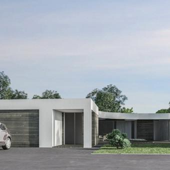 Gyvenamųjų namų projektavimas / Archisto / Darbų pavyzdys ID 606397
