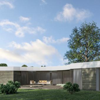 Gyvenamųjų namų projektavimas / Archisto / Darbų pavyzdys ID 606399