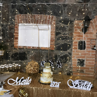 OŠ- vestuvių ir kitų švenčių dekoravimo paslaugos / Šarūnė Osienė / Darbų pavyzdys ID 606569