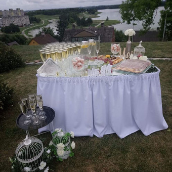 OŠ- vestuvių ir kitų švenčių dekoravimo paslaugos / Šarūnė Osienė / Darbų pavyzdys ID 606595