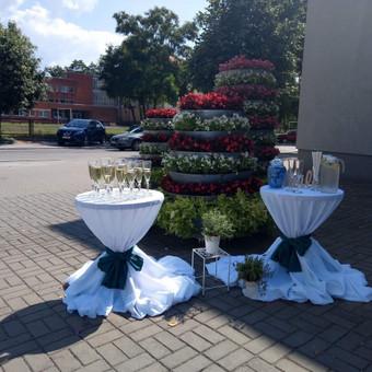 OŠ- vestuvių ir kitų švenčių dekoravimo paslaugos / Šarūnė Osienė / Darbų pavyzdys ID 606609