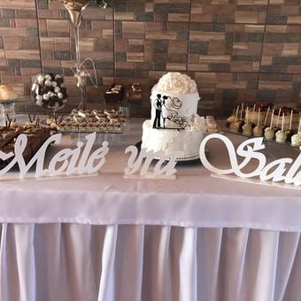 OŠ- vestuvių ir kitų švenčių dekoravimo paslaugos / Šarūnė Osienė / Darbų pavyzdys ID 606631