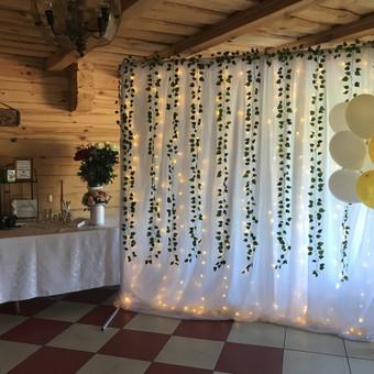 OŠ- vestuvių ir kitų švenčių dekoravimo paslaugos / Šarūnė Osienė / Darbų pavyzdys ID 606745