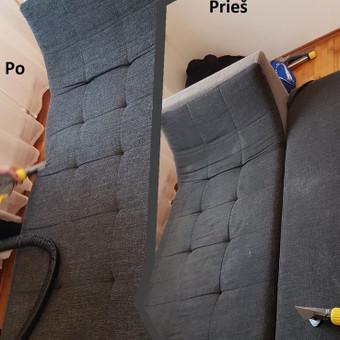 """""""Švaros ekspresas"""" - baldų, kilimų, langų, patalpų valymas / Švaros ekspresas / Darbų pavyzdys ID 607117"""