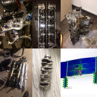 CAD Mechanikos inžinierius konstruktorius / Justas / Darbų pavyzdys ID 607459