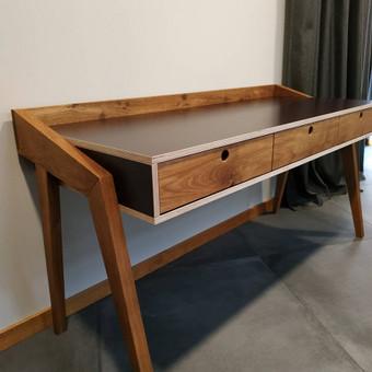 Medžio baldų gamyba / Marius / Darbų pavyzdys ID 607643