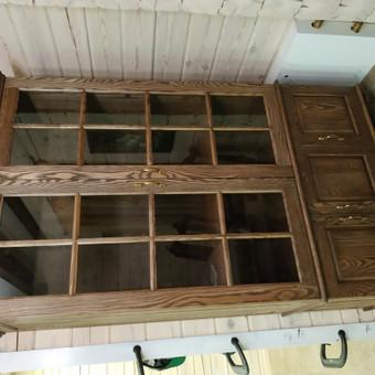 Medžio baldų gamyba / Marius / Darbų pavyzdys ID 607655
