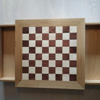 Medžio baldų gamyba / Marius / Darbų pavyzdys ID 607659