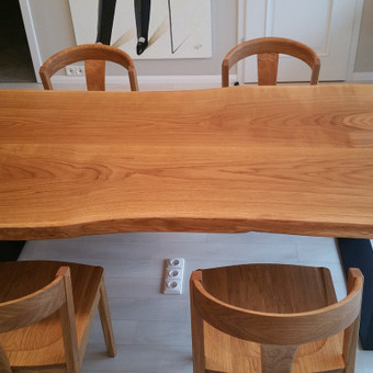 Medžio baldų gamyba / Marius / Darbų pavyzdys ID 607671