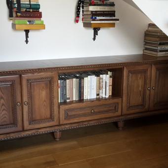 Medžio baldų gamyba / Marius / Darbų pavyzdys ID 607725