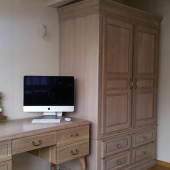 Medžio baldų gamyba / Marius / Darbų pavyzdys ID 607729