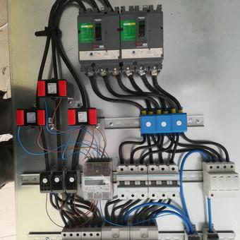 Elektrikas Vilniuje, Elektros darbai / Igoris / Darbų pavyzdys ID 608311