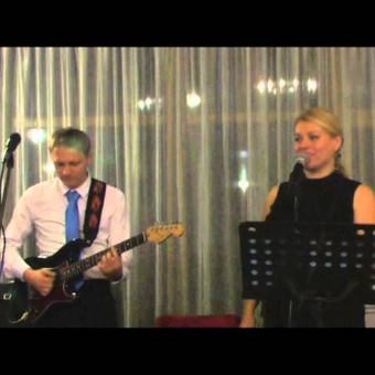 """Vestuvių muzikantai, vedėjas. """"Soft Rain"""". Gitaristas Jums / Kristina Sofa / Darbų pavyzdys ID 608563"""