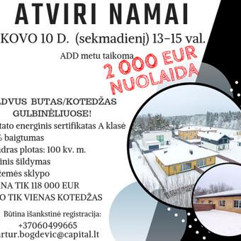 LNTAA sertifikuotas Nekilnojamojo turto brokeris / Artur Bogdevič / Darbų pavyzdys ID 608743