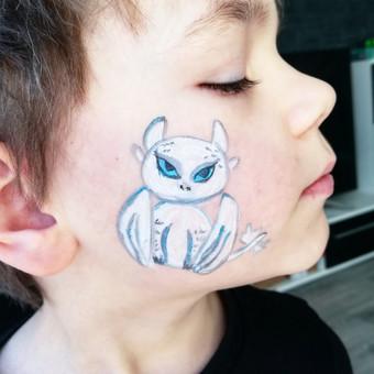 Animatorė / vaikų švenčių vedėja / Justina / Darbų pavyzdys ID 609071