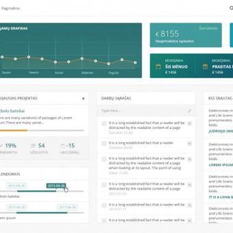 Klientų valdymo sistema (CRM)
