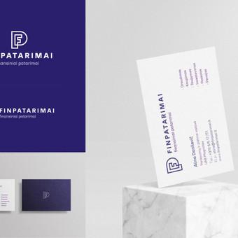 Logotipo ir prekės ženklo kūrimas. / Kostas Vasarevičius / Darbų pavyzdys ID 611063
