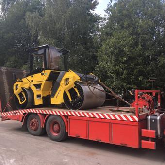 Techninė pagalba kelyje visoms transporto priemonems iki 40t / Tomas / Darbų pavyzdys ID 613659