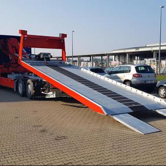 Techninė pagalba kelyje visoms transporto priemonems iki 40t / Tomas / Darbų pavyzdys ID 613683