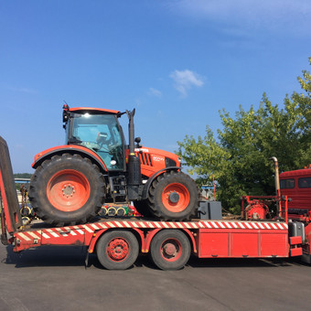 Techninė pagalba kelyje visoms transporto priemonems iki 40t / Tomas / Darbų pavyzdys ID 613697