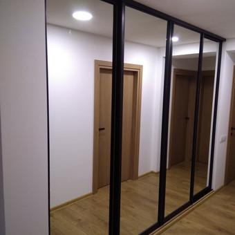 stumdomos durys, pertvaros, spintos. / Ramunas Navickas / Darbų pavyzdys ID 613797