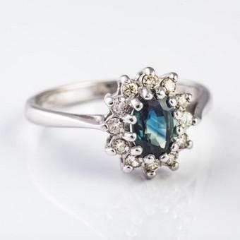"""Vestuviniai ir sužadėtuvių žiedai / MB """"Žiedelio didmena"""" / Darbų pavyzdys ID 613801"""