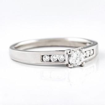 """Vestuviniai ir sužadėtuvių žiedai / MB """"Žiedelio didmena"""" / Darbų pavyzdys ID 613803"""