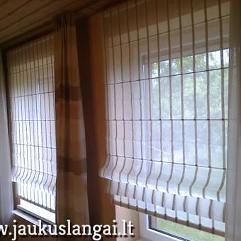 Nepriekaištinga kokybė  už dar mažesnę kainą / Jaukūs langai / Darbų pavyzdys ID 613915