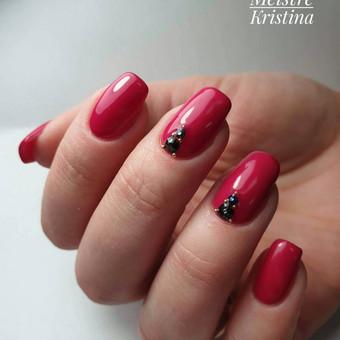 """Profesionalus manikiūras - pedikiūras, grožio salonas """"VS"""" / Kristina / Darbų pavyzdys ID 614085"""