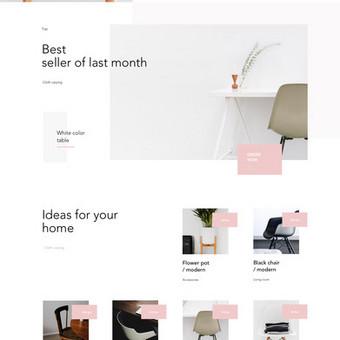 Graphic / digital design  ( UI / UX ) / Laura / Darbų pavyzdys ID 614669