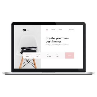 Graphic / digital design  ( UI / UX ) / Laura / Darbų pavyzdys ID 614675