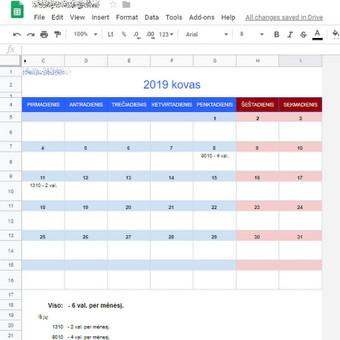 Darbuotojų laiko apskaitos sprendimas. Darbuotojas telefone suveda datą, projektą ir darbo laiką, o sistema automatiškai užpildo kalendoriuje šią info. Vadovui sukurtas langas bedros info ste ...