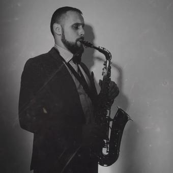 Saksofonistas/ Renginio vedėjas/Muzikantas - Kęstas Vievesis / Kęstutis Vievesis / Darbų pavyzdys ID 615343