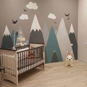 Piešiniai ant sienų/sienų tapyba / Laura Jakutiene / Darbų pavyzdys ID 615389