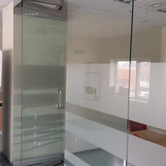 Berėmio stiklo konstrukcijos / MB YLDARA / Darbų pavyzdys ID 615499