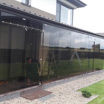 Berėmio stiklo konstrukcijos / MB YLDARA / Darbų pavyzdys ID 615501