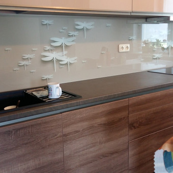 Berėmio stiklo konstrukcijos / MB YLDARA / Darbų pavyzdys ID 615637