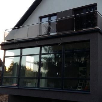 Berėmio stiklo konstrukcijos / MB YLDARA / Darbų pavyzdys ID 615649
