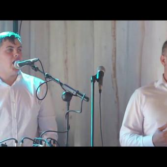 Linksmų vestuvių muzikantai-grojam kartu arba po vieną / Linksmų muzikantų grupė -Granto Vyrai, Rugiag / Darbų pavyzdys ID 616005