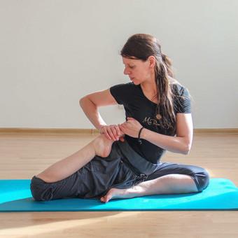 Mai Ram Yoga pamokos su Loreta / Loreta Raškevičiūtė / Darbų pavyzdys ID 616471