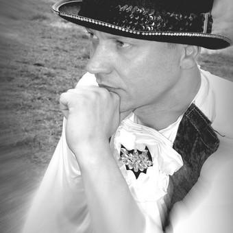 Iliuzionistas Jonas Palionis, šokėjų kolektyvas Leila Dance / Renata Leila / Darbų pavyzdys ID 616803