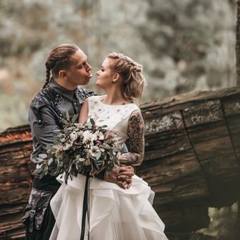 Pūkuotas Vėjas gėlių studija / Neringa Paukštytė-Simonavičė / Darbų pavyzdys ID 617543