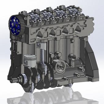 CAD Mechanikos inžinierius konstruktorius / Justas / Darbų pavyzdys ID 618033