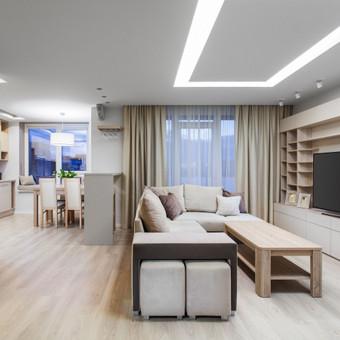 Jaunos šeimos butas Vilniuje