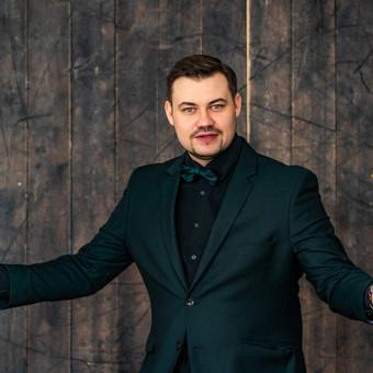 Jūsų šventės vedėjas - IGNAS BASIJOKAS ir DJ komanda / Ignas Basijokas / Darbų pavyzdys ID 618863
