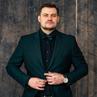Jūsų šventės vedėjas - IGNAS BASIJOKAS ir DJ komanda / Ignas Basijokas / Darbų pavyzdys ID 618865