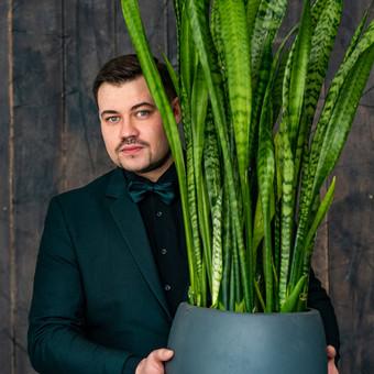 Jūsų šventės vedėjas - IGNAS BASIJOKAS ir DJ komanda / Ignas Basijokas / Darbų pavyzdys ID 618867