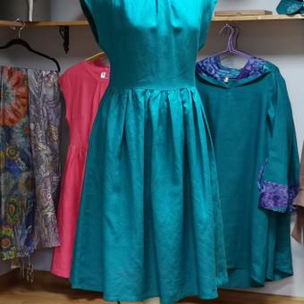 Siuvimo studija: siuvame ir parduodame drabužius / Ingudus / Darbų pavyzdys ID 619297