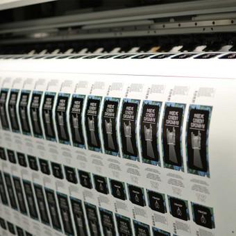 YZY Print spausdinimo paslaugos / UAB Nauja spaustuvė / Darbų pavyzdys ID 619443